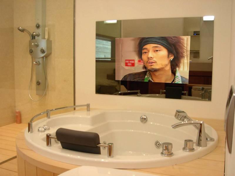 ecran miroir salle de bain sofiana