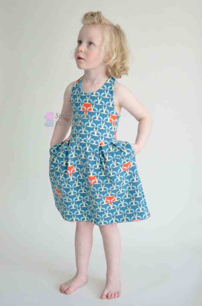 Fox Solis dress- Sofilantjes11