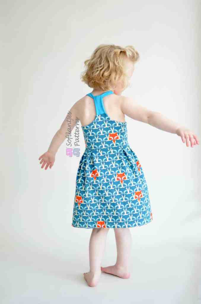 Fox solis dress- Sofilantjes 1