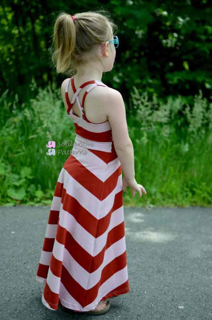 Litore Maxi dress- Sofilantjes1