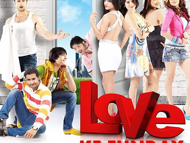 "Poster for the movie ""Love Ke Funday"""