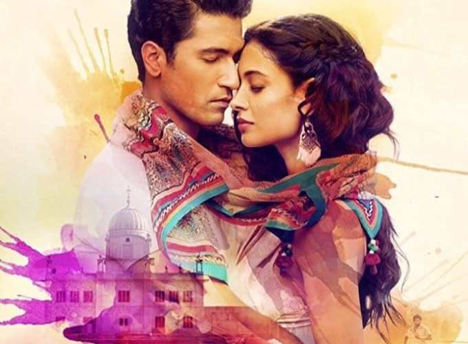 """Poster for the movie """"Zubaan"""""""
