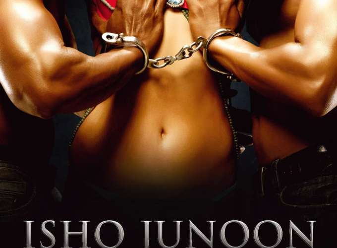 "Poster for the movie ""Ishq Junoon"""
