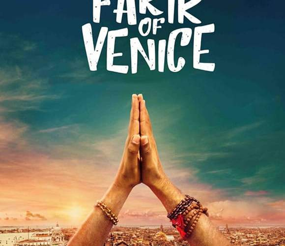 """Poster for the movie """"The Fakir of Venice"""""""