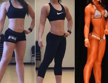 8-Week Bikini Transformation