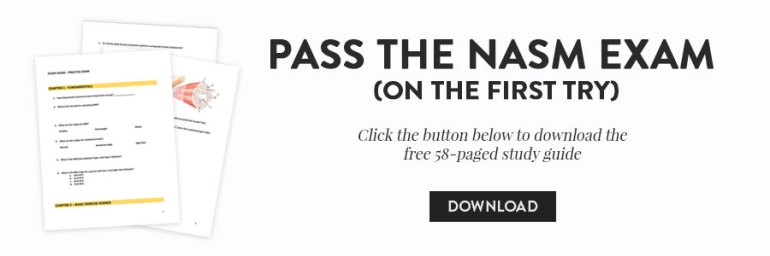 Passing the NASM Exam - Part 2: The Ultimate Study Guide