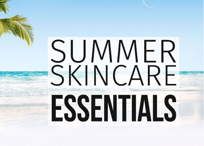 Top 10 Summer Skincare Essentials