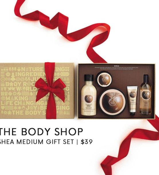 The Body Shop Shea Set