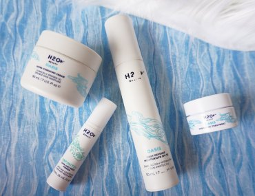 H2O+ Skincare Review