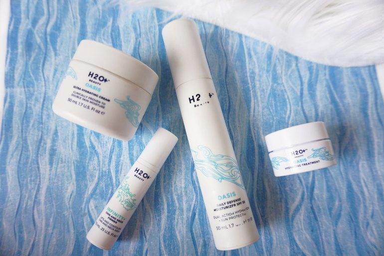 H2O+ Skincare Review