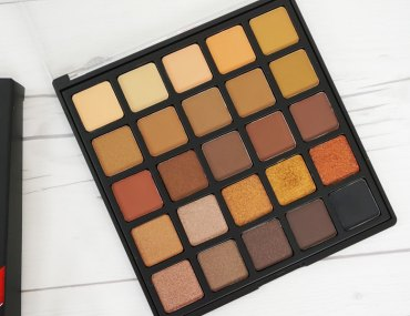 Morphe Copper Spice 25A Palette