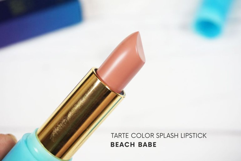 Tarte Color Splash Lipstick - Beach Babe