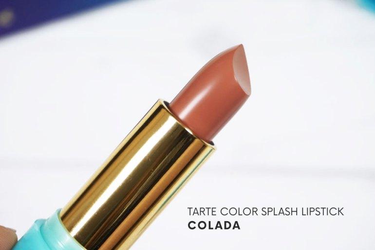 Tarte Color Splash Lipstick - Colada