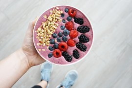 Protein Smoothie Bowl