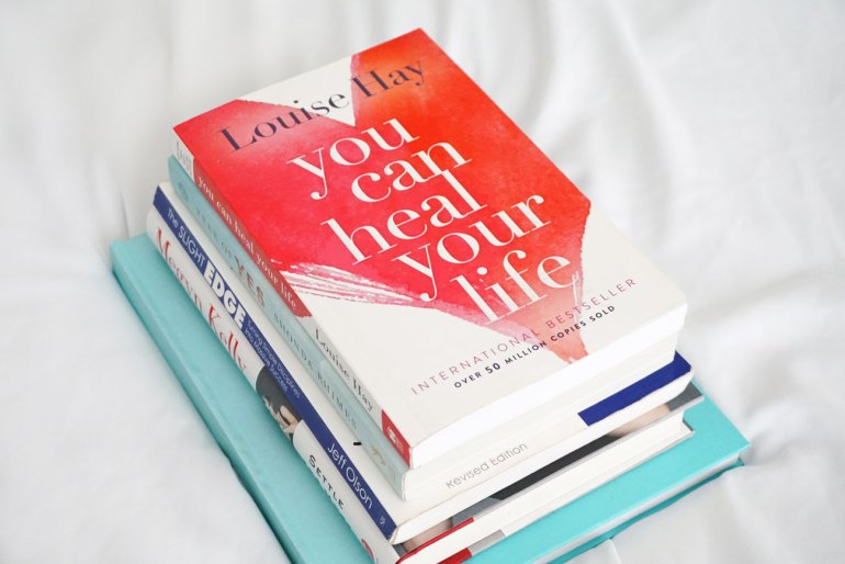 New Book I'm Starting - You Can Heal Your Life