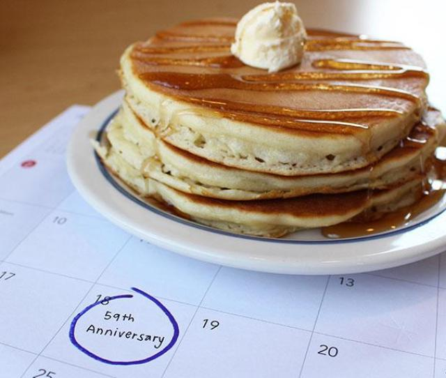 Ihop Celebrates Th Anniversary With  Cent Pancakes Be The First To Know About The Newest Venues Events In Your Hood