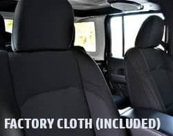 Factory Cloth (included)