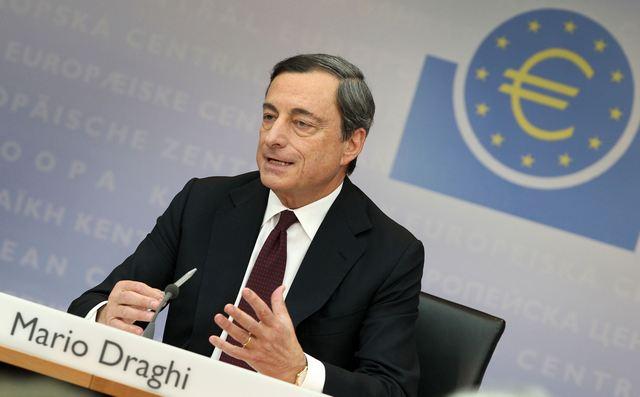 Ντράγκι: Αύξηση στα έντοκα μόνο με συμφωνία
