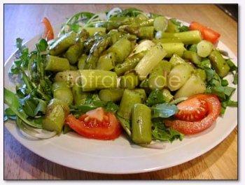 Spargel salatasi