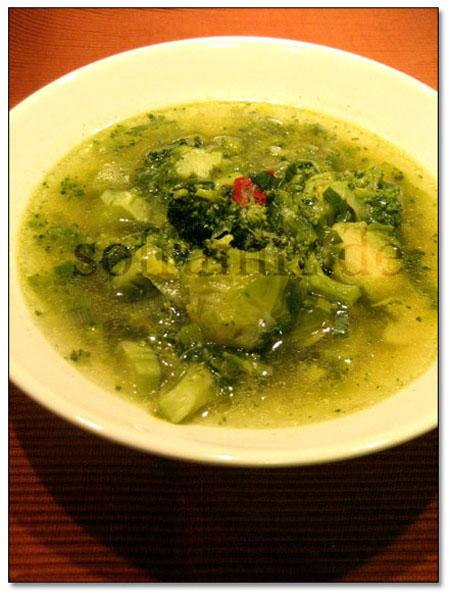 Zümrüt Çorbası 2