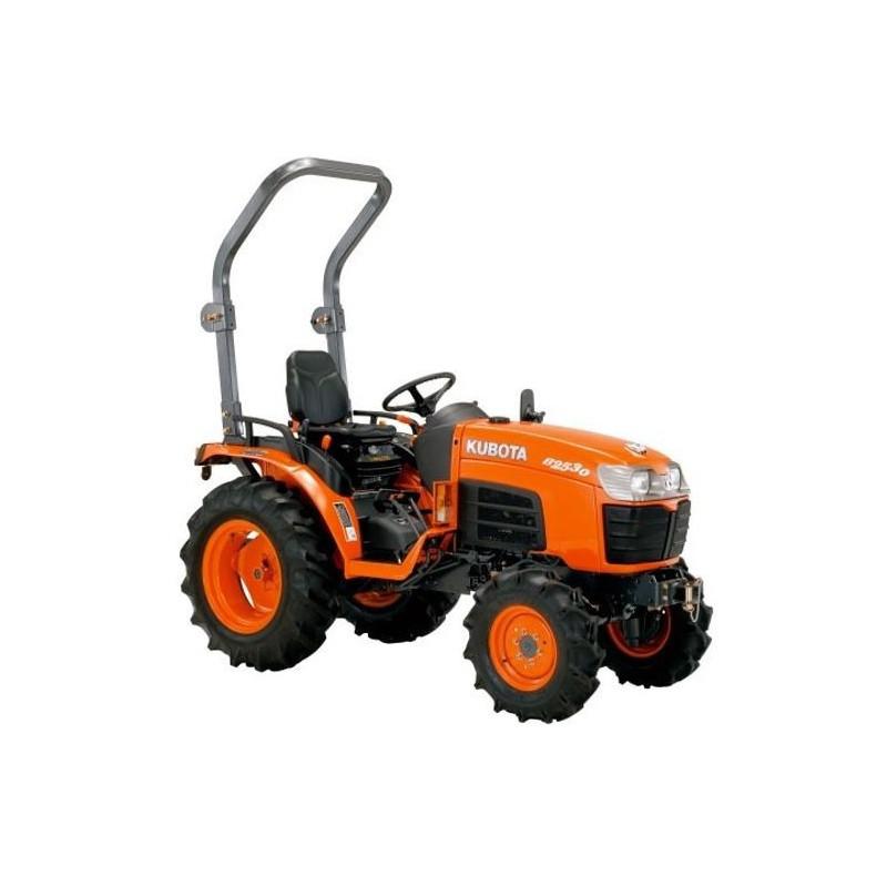 Tracteur 25 Cv Kubota B2530 Location