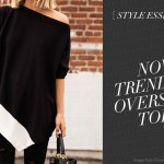 [Style Essentials] How to Rock an Oversized Top: 4 Simple Rules for Petite Girls