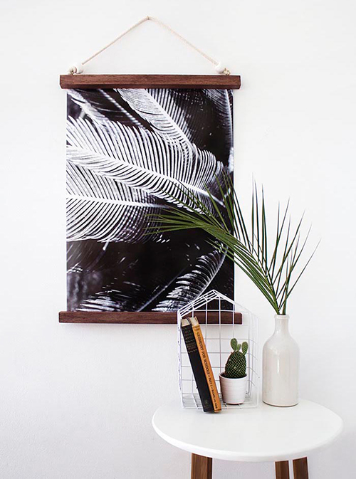 8 DIY Gift Ideas that are Stylish, Affordable and Easy! // So Fresh & So Chic for Allyn Lewis // www.allynlewis.com #diygifts #hangingframe #diygiftideas