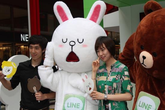 6/7~9 到 LINE Game 體驗屋,LINE娃娃、手機殻週邊等你拿 IMG_9288