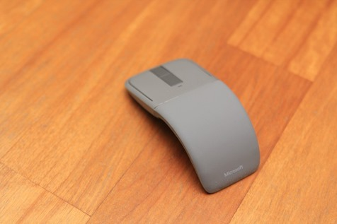 Microsoft Arc Touch 無線藍牙滑鼠評測,可彎超薄設計攜帶更方便 image009