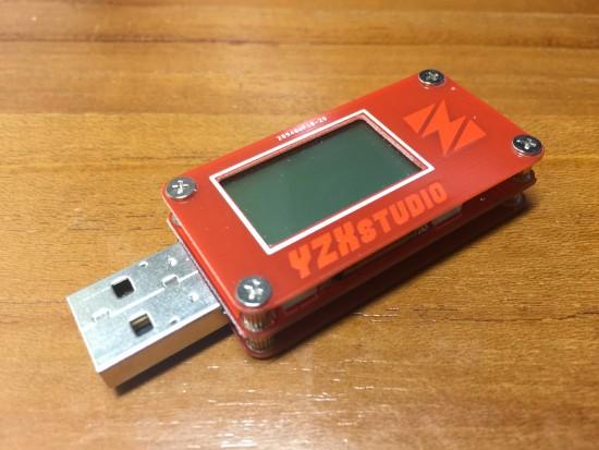 不怕買到次級品,電流檢測器幫你測行動電源、充電(傳輸)線和USB充電器(使用YZXStudio ZY1262) IMG_9101-550x413