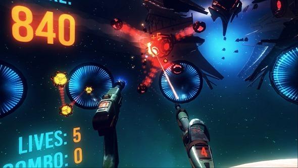 台北電玩展體驗 HTC VIVE Pre 遊戲,現場 PK 勝者送 HTC RE 防水攝錄機! A-10