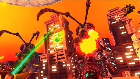 台北電玩展體驗 HTC VIVE Pre 遊戲,現場 PK 勝者送 HTC RE 防水攝錄機! jeeboman