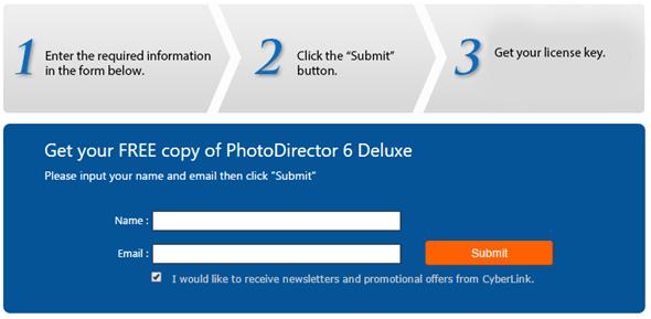 錯過就沒有!售價2980的相片創作軟體 Photo Director 6 極致版限時免費 1-1