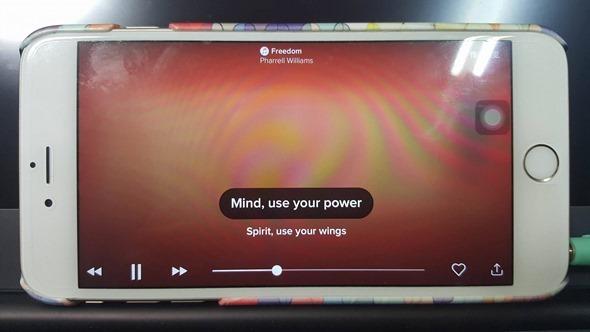 用 Musixmatch 讓 Apple Music 播放時自動配對顯示歌詞 12422230_10206643494260118_751251722_o