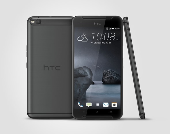 HTC One X9炭晶灰_1