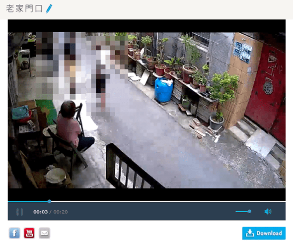 SpotCam HD Eva 雲端監控攝影機,廣角+360度旋轉鏡頭監視無死角! img-16