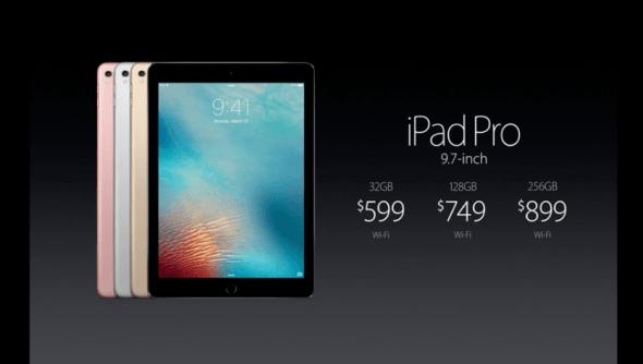 9.7 吋 iPad Pro 登場,更小、更強、更好攜帶 1458611915