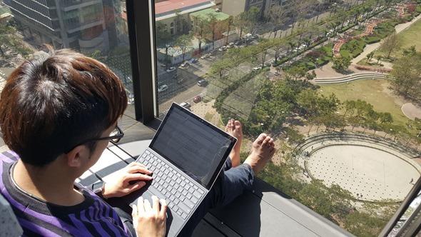 工作、休閒的好夥伴,微軟 Surface Pro 4 體驗心得分享 20160228_120106