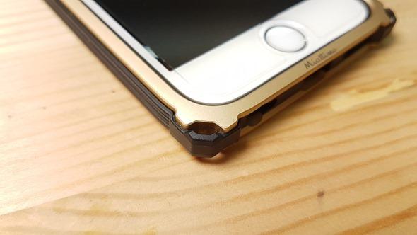 不用再怕iPhone摔歪了!Miottimo 星寰金屬邊框軟硬兼施,吸震、強化保護你的手機 20160331_172813