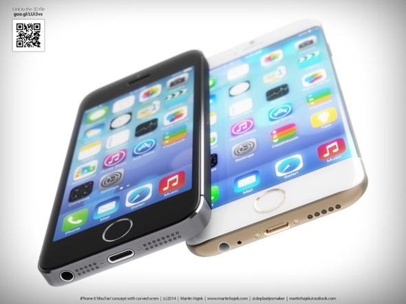 凱基分析師:Apple 將在2017年導入曲面螢幕設計iPhone 42