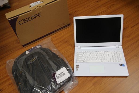不要錯過!專為上班族、學生量身訂製的高CP值筆電 CJS WX-350 IMG_1435