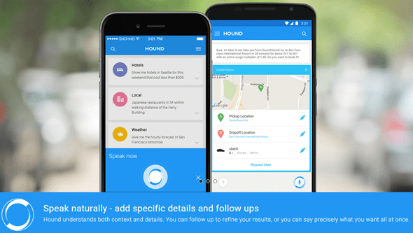 Hound 史上最強語音助理問世!超越 Siri、Google Now img-60