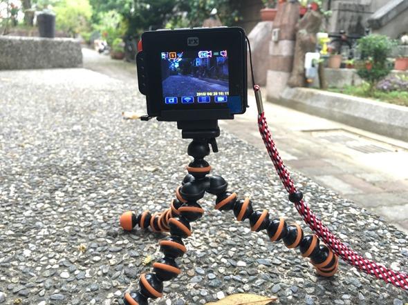 評測大通魔法導演行動攝影機,獨創3合1變速攝影 精采畫面一鏡到底不遺漏 IMG_2876