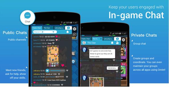 Omlet:讓手機遊戲三分鐘內擁有直播、聊天等社群功能 image-50