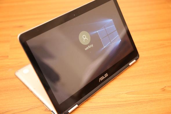 評測/ASUS ZenBook Flip UX360CA 翻轉超輕薄行動商務觸控筆電 image-77