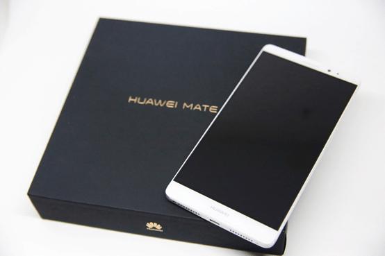 華為Mate 8開箱評測:功能面面俱到的6吋超大尺寸螢幕手機 image