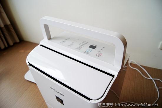 室內潮濕惹惱人,SHARP 夏普除濕機好用推薦 (DW-D8HT-W) 003