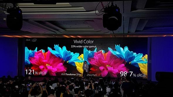 華碩 Zenvolution 發表全新 ZenBook 3、Transformer 3,外型、效能、價格驚豔全場 20160530_141058