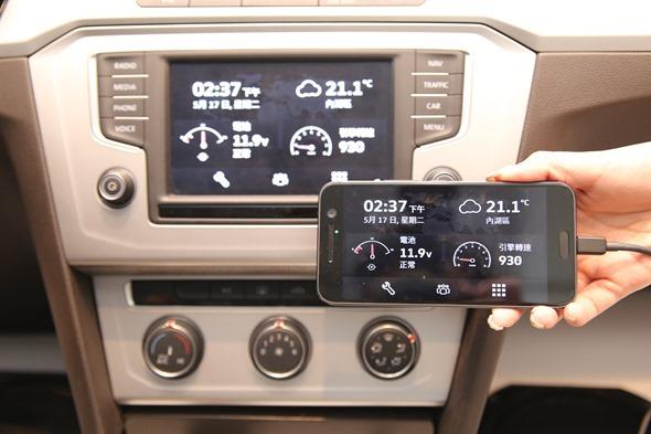 HTC與福斯合作推出 Customer-Link 即時車況監測系統,7月起新車免費搭載 IMG_3032