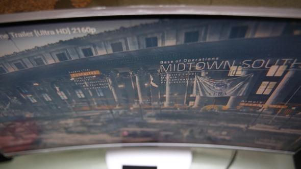 電腦螢幕也有劇院級的影音享受,Samsung C27F591FDE 曲面顯示器評測 image031